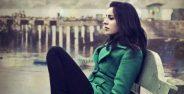 عکس های غم انگیز تنهایی دخترانه