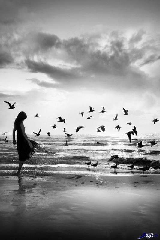 عکس های جالب سیاه و سفید