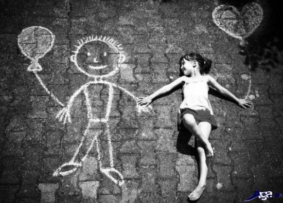 عکس های زیبا و جذاب سیاه و سفید