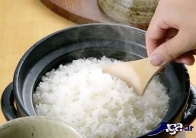 دستور پخت برنج کته با بهترین و آسان ترین روش