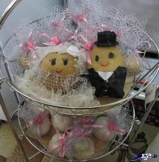 تزیین جدید سیب زمینی و پیاز عروس