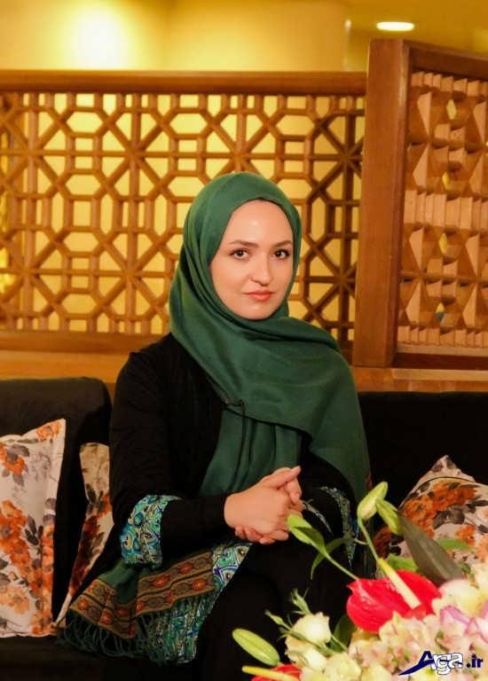 گلاره عباسی بازیگرو همسرش