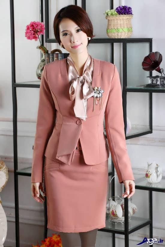 مدل کت ودامن کره ای زنانه