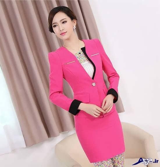 مدل کت ودامن کره ای زیبا