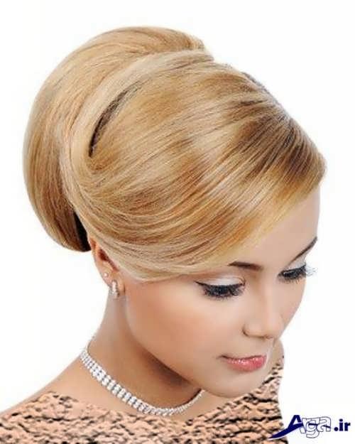 مدل موی بسته و زیبا