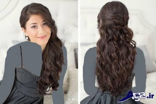 مدل موی باز