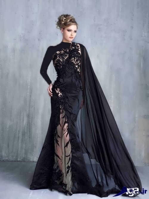 لباس مجلسی بلند مد سال