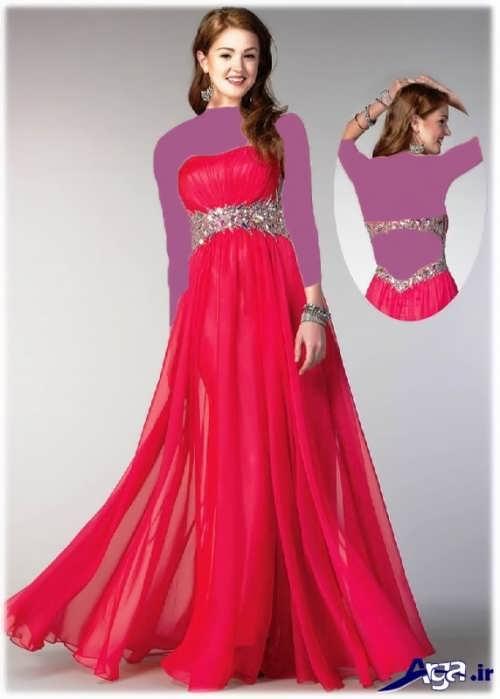 مدل لباس مجلسی مد سال