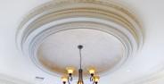 مدل گچ بری سقف برای ساختمان های مدرن