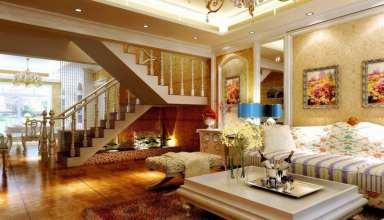 مدل زیبای خانه های دوبلکس