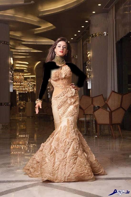 مدل های زیبای لباس عربی