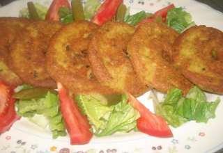 طرز تهیه شامی لپه + نکات طلایی برای پخت بهتر