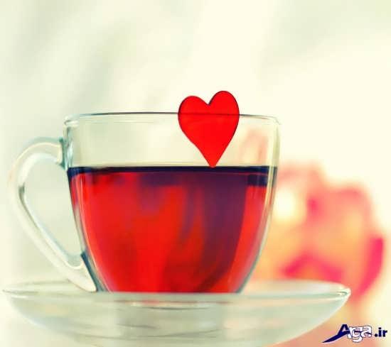تصویر قلب زیبا و عاشقانه