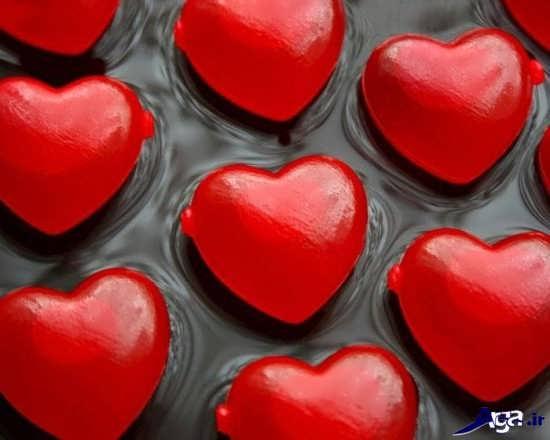 زیباترین تصاویر قلب