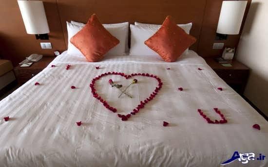 تزیین اتاق خواب برای سالگرد ازدواج