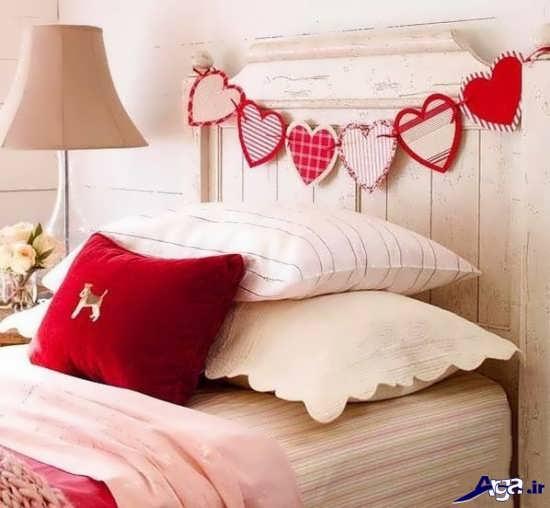 تزیین رمانتیک اتاق خواب برای سالگرد ازدواج