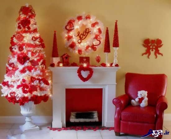 تزیین رمانتیک خانه برای سالگرد ازدواج