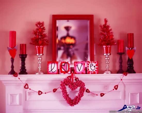 تزیین رمانتیک منزل
