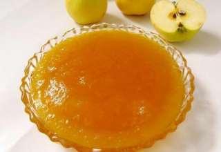 طرز تهیه مارمالاد سیب خوشمزه