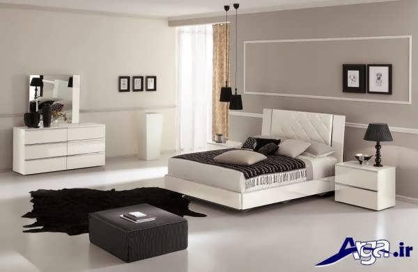طرح های شیک و زیبا مدل سرویس خواب ام دی اف