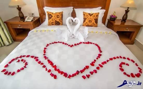 طراحی برای اتاق خواب عروس