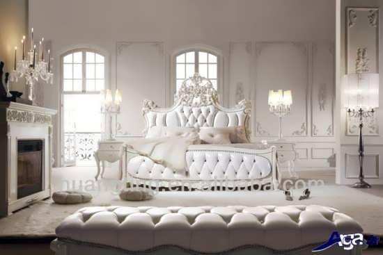 طراحی اتاق خواب عروس ایرانی
