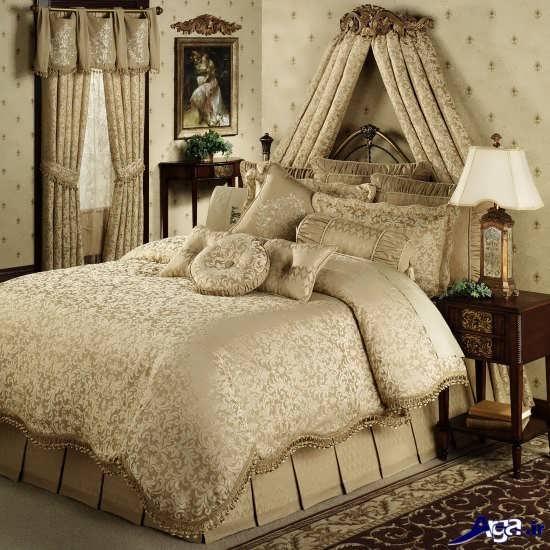 چیدمان اتاق خواب برای عروس