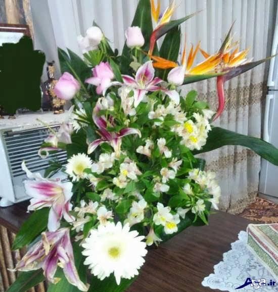 دسته گل زیبا برای خواستگاری