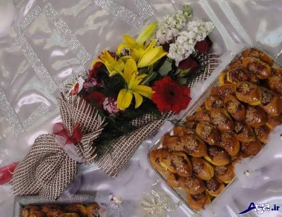 مدل گل و شیرینی خواستگاری