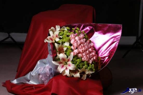 سدته گل ساده و زیبا برای خواستگاری