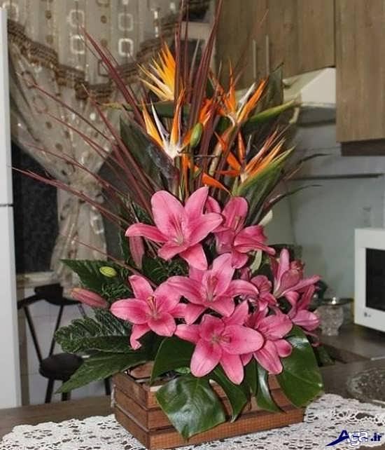 سبد گل خواستگاری جدید و زیبا