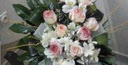دسته گل جدید و شیک برای روز خواستگاری