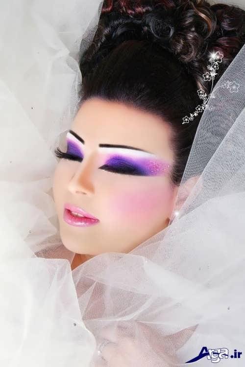 مدل آرایش عروس خیلجی