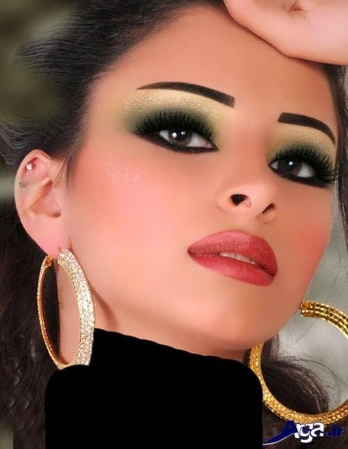 مدل های زیبا و متفاوت آرایش خلیجی