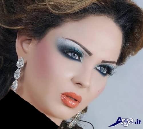 جدیدترین مدل های آرایش عروس
