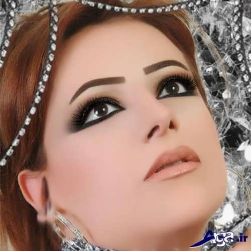 آرایش خلیجی برای عروس