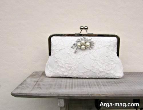 طرح کیف مخصوص نوعروس