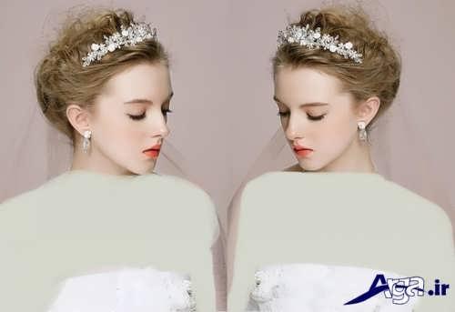 مدل های زیبا موی عروس