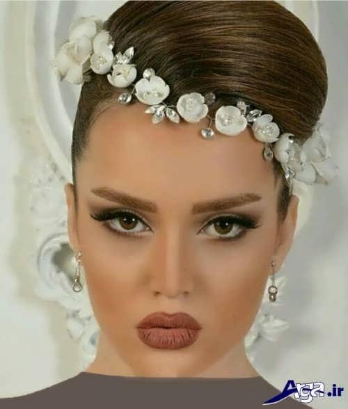 مدل موی زیبا برای عروس ایرانی