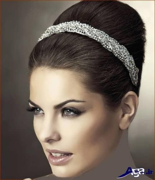 مدل موی عروس زیبا