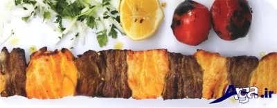 دستور پخت کباب قفقازی