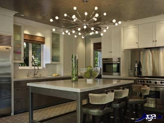 لوستر های زیبا و جدید آشپزخانه