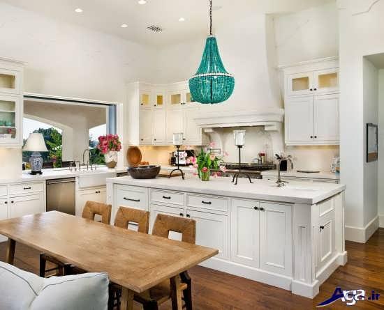 مدل لوستر های جدید و زیبای آشپزخانه