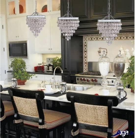 مدل لوستر آشپزخانه ایرانی