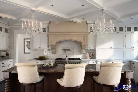 مدل لوستر آشپزخانه زیبا و جدید