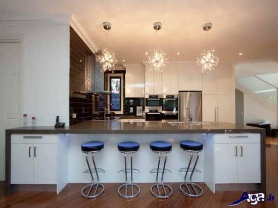 عکس انواع لوستر آشپزخانه جدید
