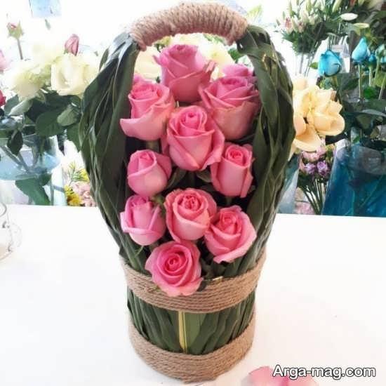 خاص ترین دسته گل خواستگاری