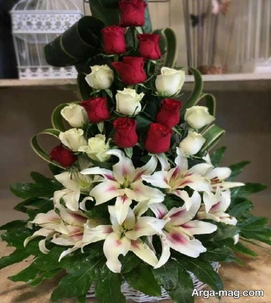 باکس گل خواستگاری مد روز
