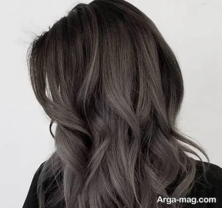 معرفی انواع رنگ موی تیره