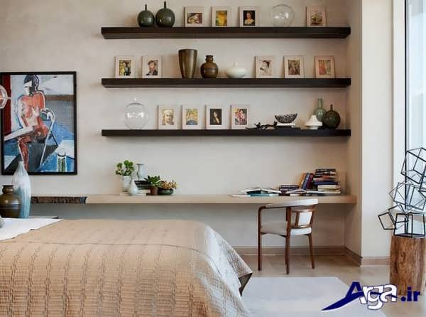 تزیین اتاق خواب با وسایل دور ریختنی